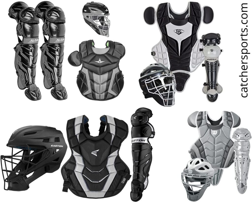 Brands Of Youth Catcher Gear
