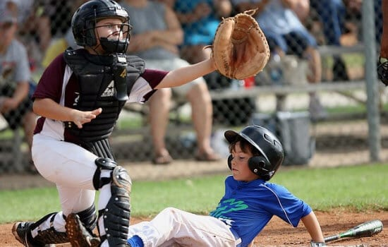 youth catchers gear for 12 year old