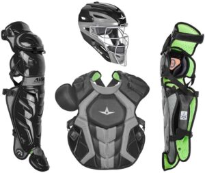 All-Star System youth catchers gear 9-12