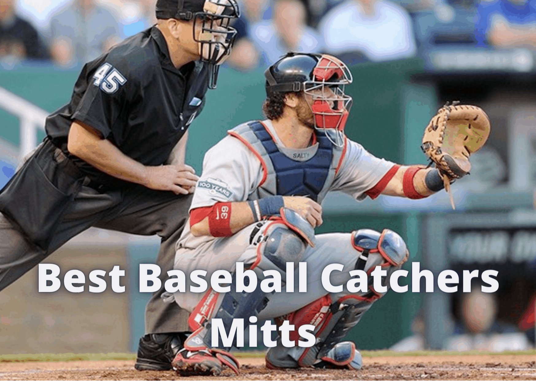 best catchers mitt