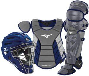 Mizuno Samurai youth catchers gear sets 9 12