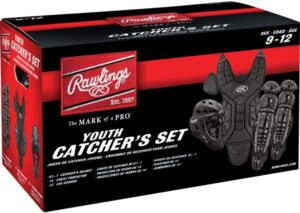 rawlings youth catchers gear sets 9 12