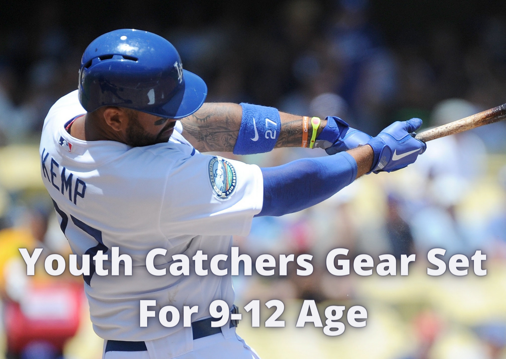 youth catchers gear 9-12