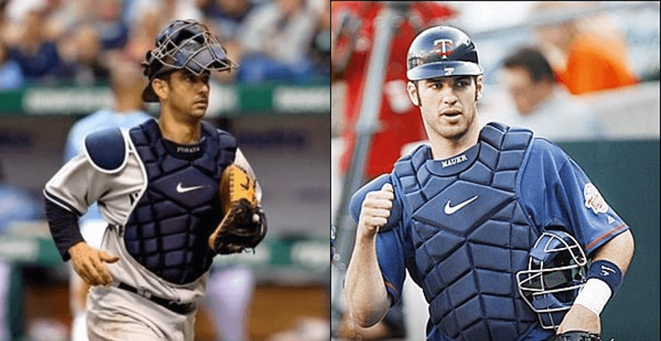nike catchers gear adult