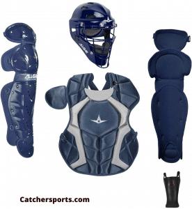 All-Star Catchers Gear - Best Youth Catcher's Gear Set (Baseball)