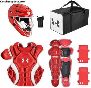 Under Armour PTH Game Ready Catching Kit