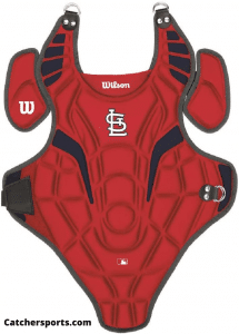 Wilson Catchers Gear - Best Youth Chest Protector