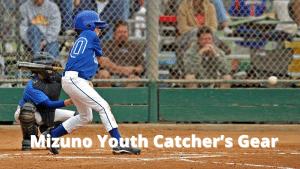 Mizuno Youth Catcher's Gear
