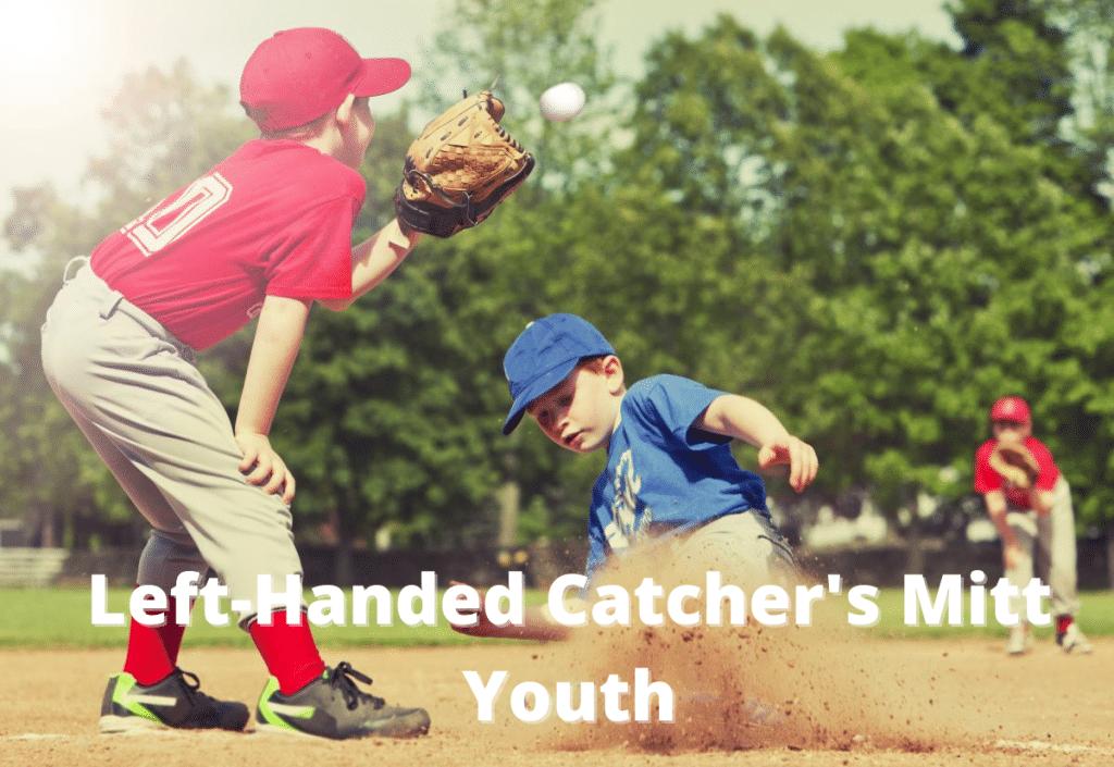 Left-Handed Catcher's Mitt Youth