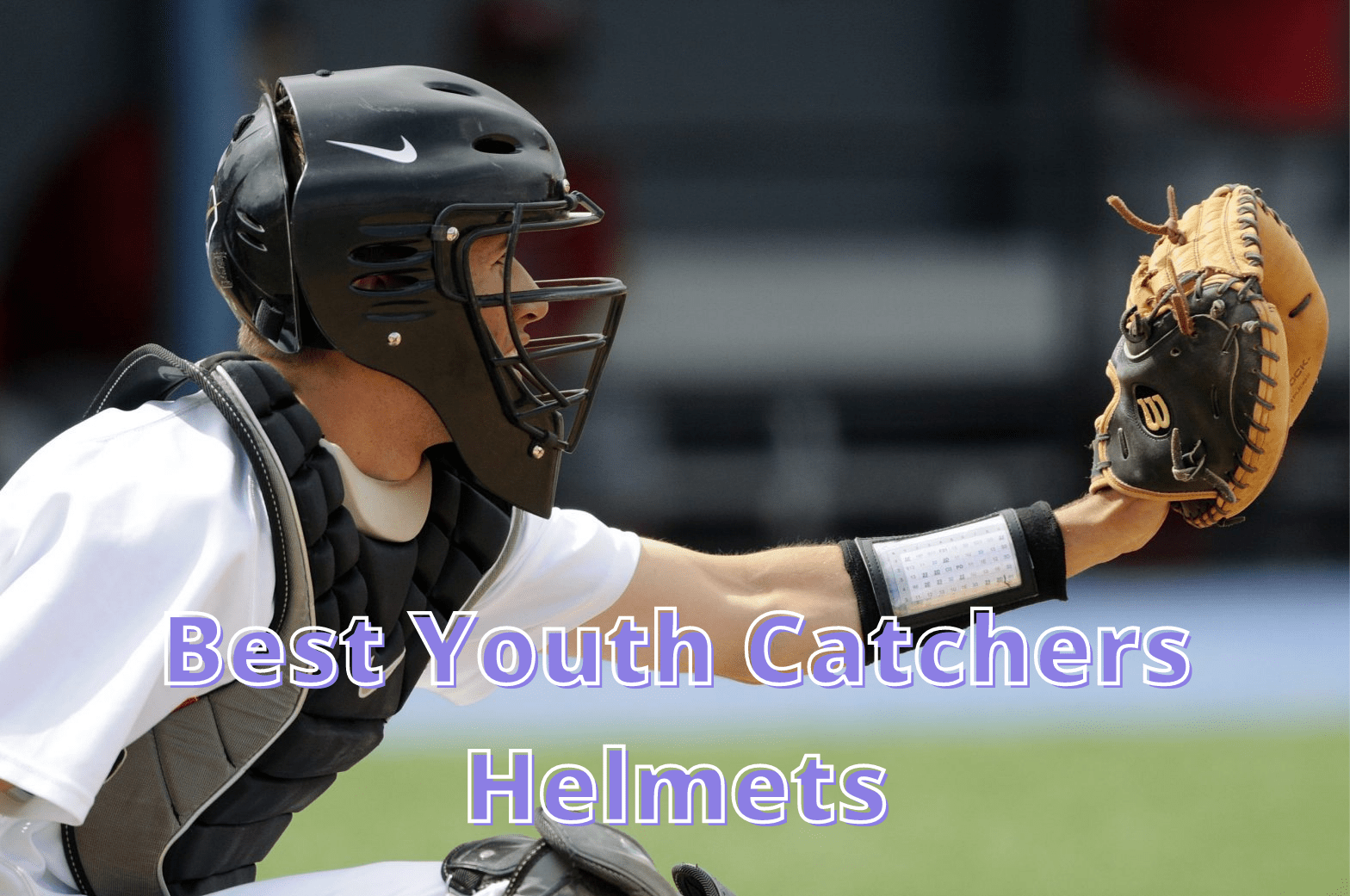 Best Youth Catchers Helmets